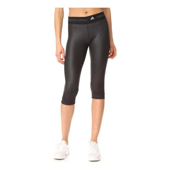 cd99147b3424 Adidas by Stella McCartney Pants - ADIDAS BY STELLA MCCARTNEY CLIMACOOL 3 4  Leggings